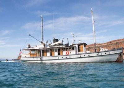 Westward Starboard Side