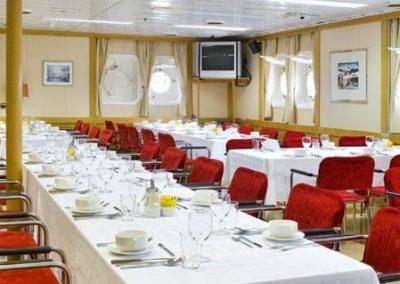 Dining Room, Akademik Sergey Vavilov